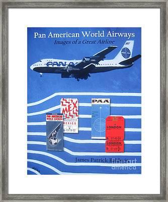 Pan American World Airways Framed Print