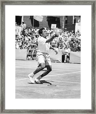 Pancho Francisco Segura, Playing Framed Print by Everett