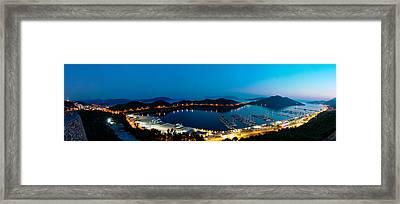 Panorama - 2 Framed Print by Okan YILMAZ