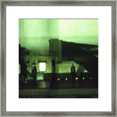Panorama-mode Impressionism Framed Print by Rob Murray