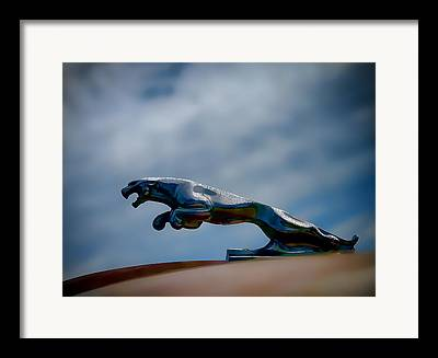 Vintage Hood Ornaments Framed Prints