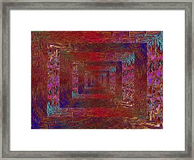 Paradigm Shift Framed Print by Tim Allen
