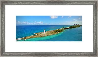 Paradise Island Framed Print by Kathy Jennings