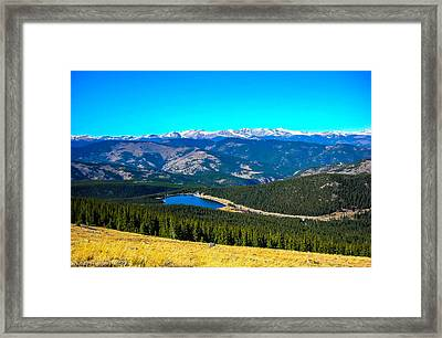 Framed Print featuring the photograph Paradise by Shannon Harrington
