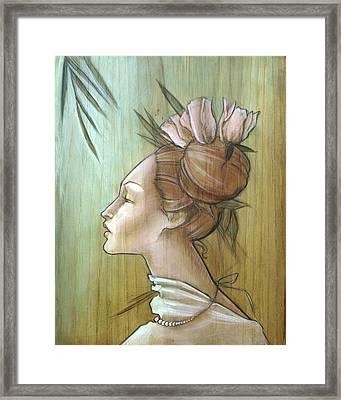 Paradiso Framed Print