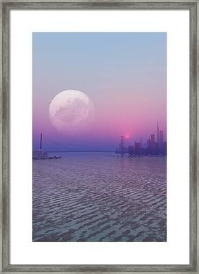 Parallel Universe, Artwork Framed Print by Take 27 Ltd