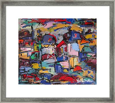 Paris 57 Framed Print