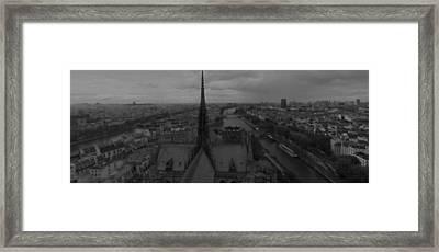 Paris Dh 1 Framed Print by Wessel Woortman
