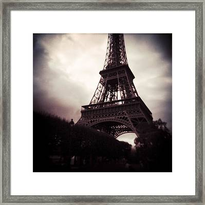 Paris Dream Framed Print