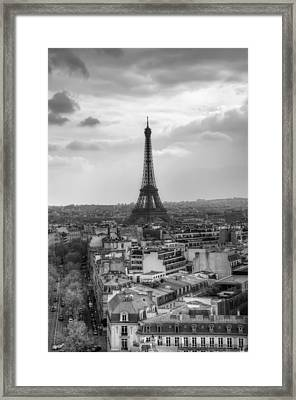 Paris No. 4 Framed Print by Ryan Wyckoff