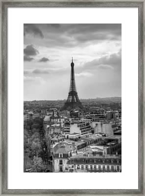 Paris No. 4 Framed Print