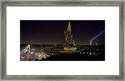 Paris Opera House Framed Print