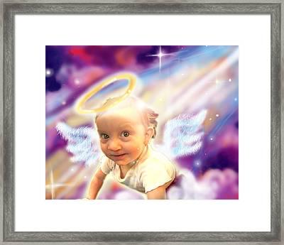 Parkinson.angelic 2 Framed Print