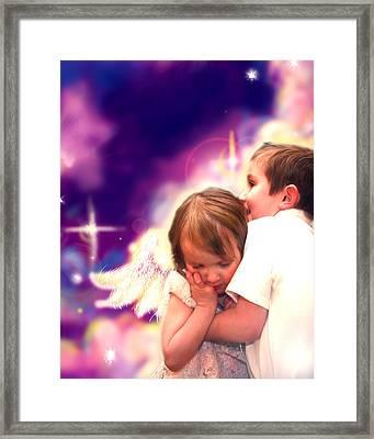 Parkinson.angelic 3 Framed Print