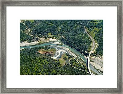 Parks Bar Bridge Framed Print by Gary Rose