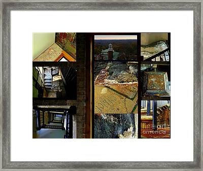 Part Of The Story  Framed Print by Tammy Cantrell