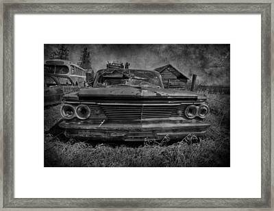 Party Seeds  Framed Print by Jerry Cordeiro