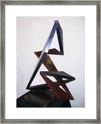 Paso Doble Framed Print by John Neumann