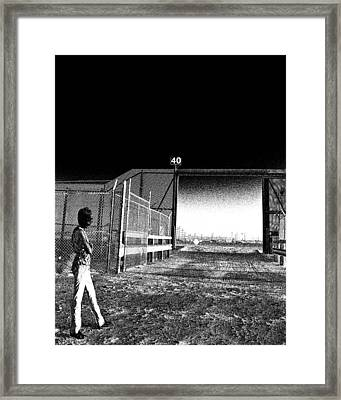 Passage Framed Print by Marlo Horne