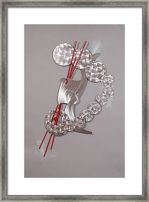 Passage Of Time Framed Print by Mac Worthington