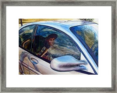 Passenger Framed Print by GPaul Lucas