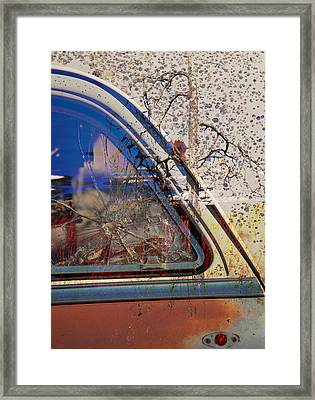 Passenger Side Ride Guild  Framed Print by Jerry Cordeiro