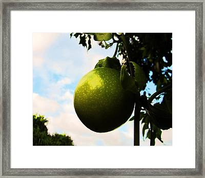 Passion Framed Print by Charles  Jennison