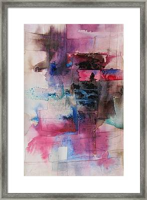 Passion Framed Print by Marilyn Woods