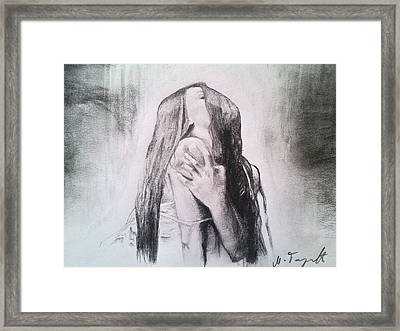 Passion Framed Print by Milan Garcevic