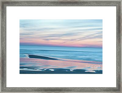 Pastel Morning Framed Print