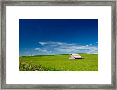 Pastoral Framed Print by Dan Mihai