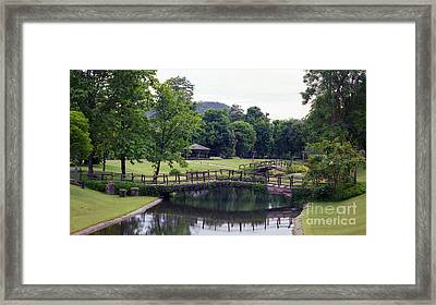 Framed Print featuring the photograph Pastoral Thailand by Craig Wood