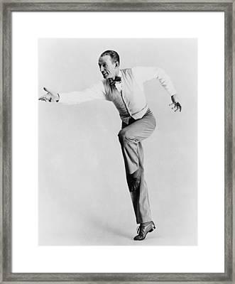 Paul Draper 1909-1996, Popular American Framed Print by Everett