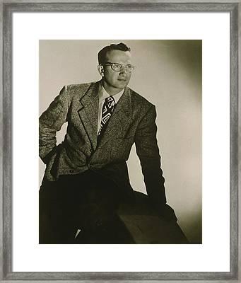 Paul Weston 1912-1996, Musical Director Framed Print by Everett