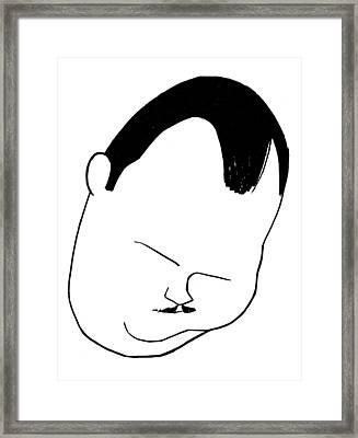 Paul Whiteman (1890-1967) Framed Print