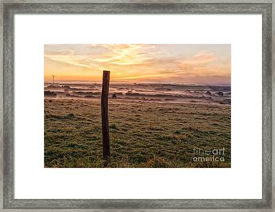 Peace And Tranquillity  Framed Print