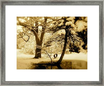 Peace Framed Print by Arthur Barnes