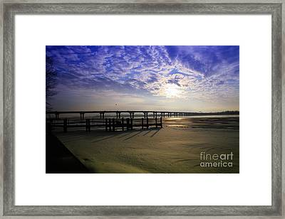 Peace Framed Print by Joel Witmeyer
