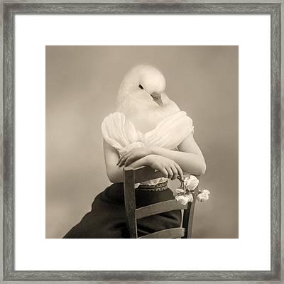 Peace Seeker Framed Print by Mostafa Moftah