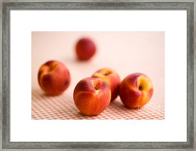 Peaches  Framed Print by Kati Molin