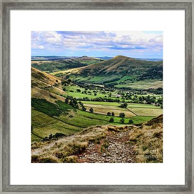 Peak District Framed Print by Isabella F Abbie Shores