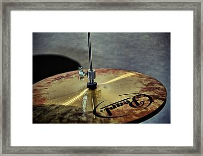Pearl Hi Hat Framed Print by Odd Jeppesen
