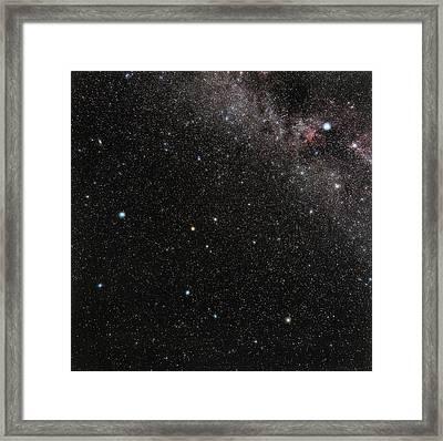 Pegasus Constellation Framed Print by Eckhard Slawik