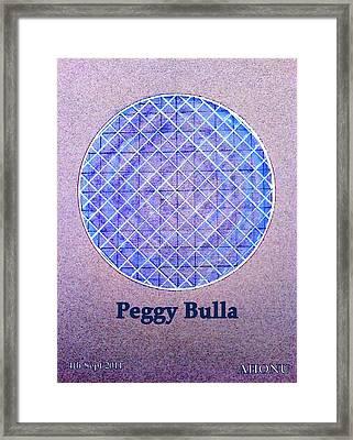 Peggy Bulla Framed Print