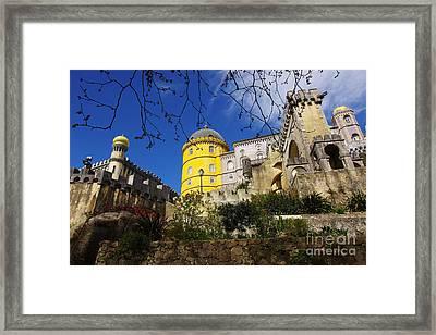 Pena Palace Framed Print