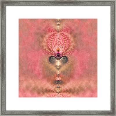 Pendant Framed Print by Sharon Lisa Clarke