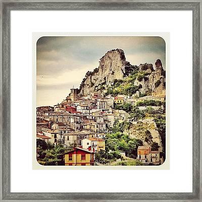 Pennadomo Cityscape Framed Print