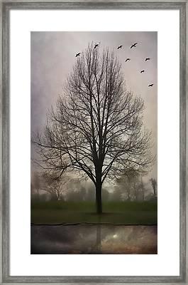 Pennsylvania Autumn Framed Print