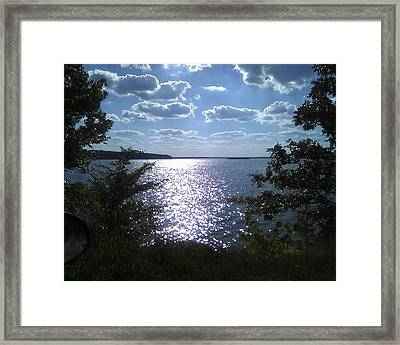 Perfect Pickwick Beauty Framed Print by Dorothy S Guinn