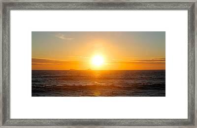 Perfection  Framed Print by Karen Grist